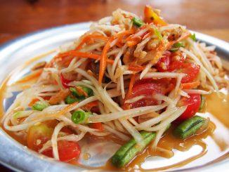 5 plats les plus épicés de la Thaïlande