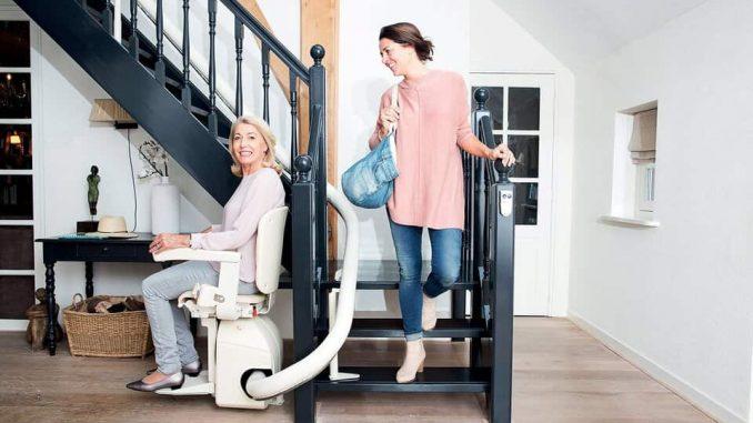 Le monte-escalier